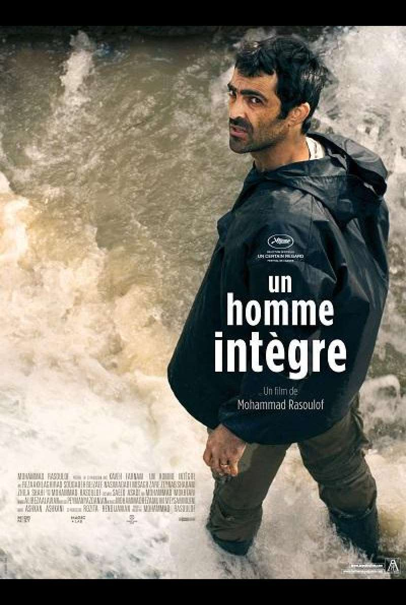 A Man of Integrity - Filmplakat (FR)