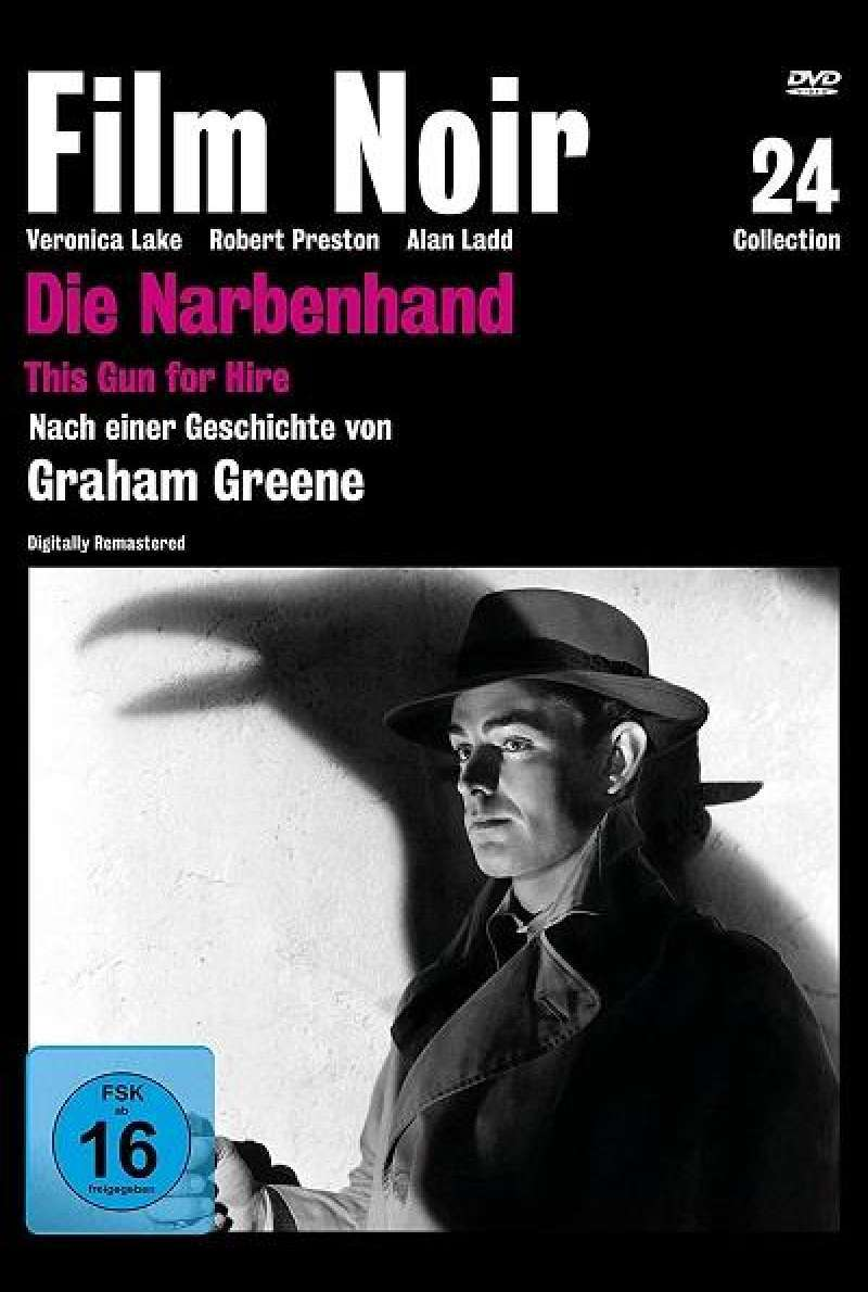 Die Narbenhand - DVD-Cover