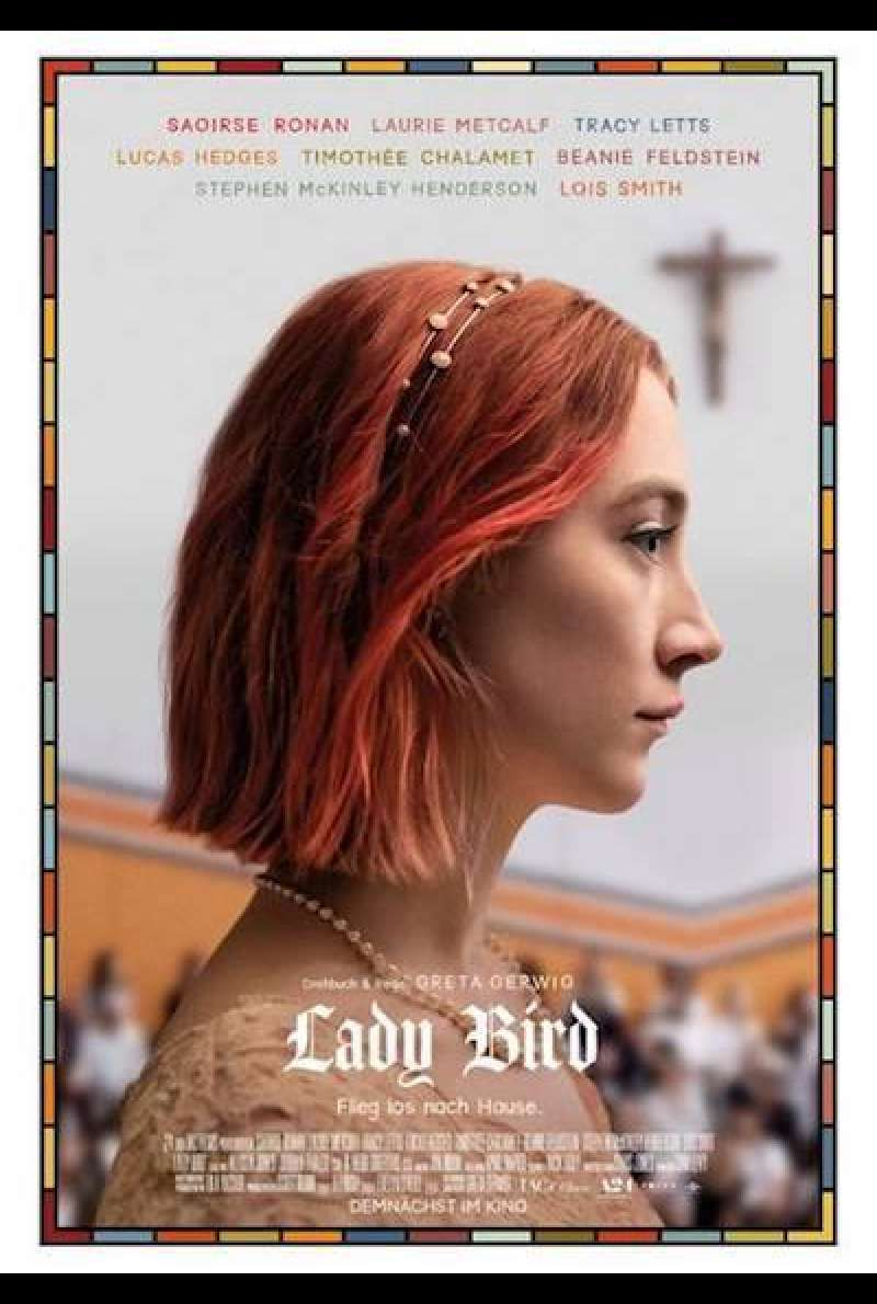 Lady Bird (2017) - Filmplakat