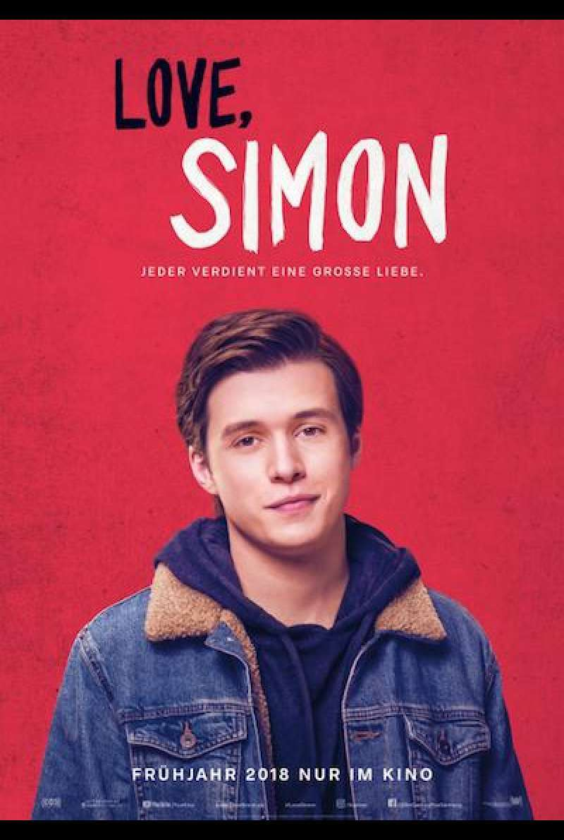 Love, Simon - Filmplakat