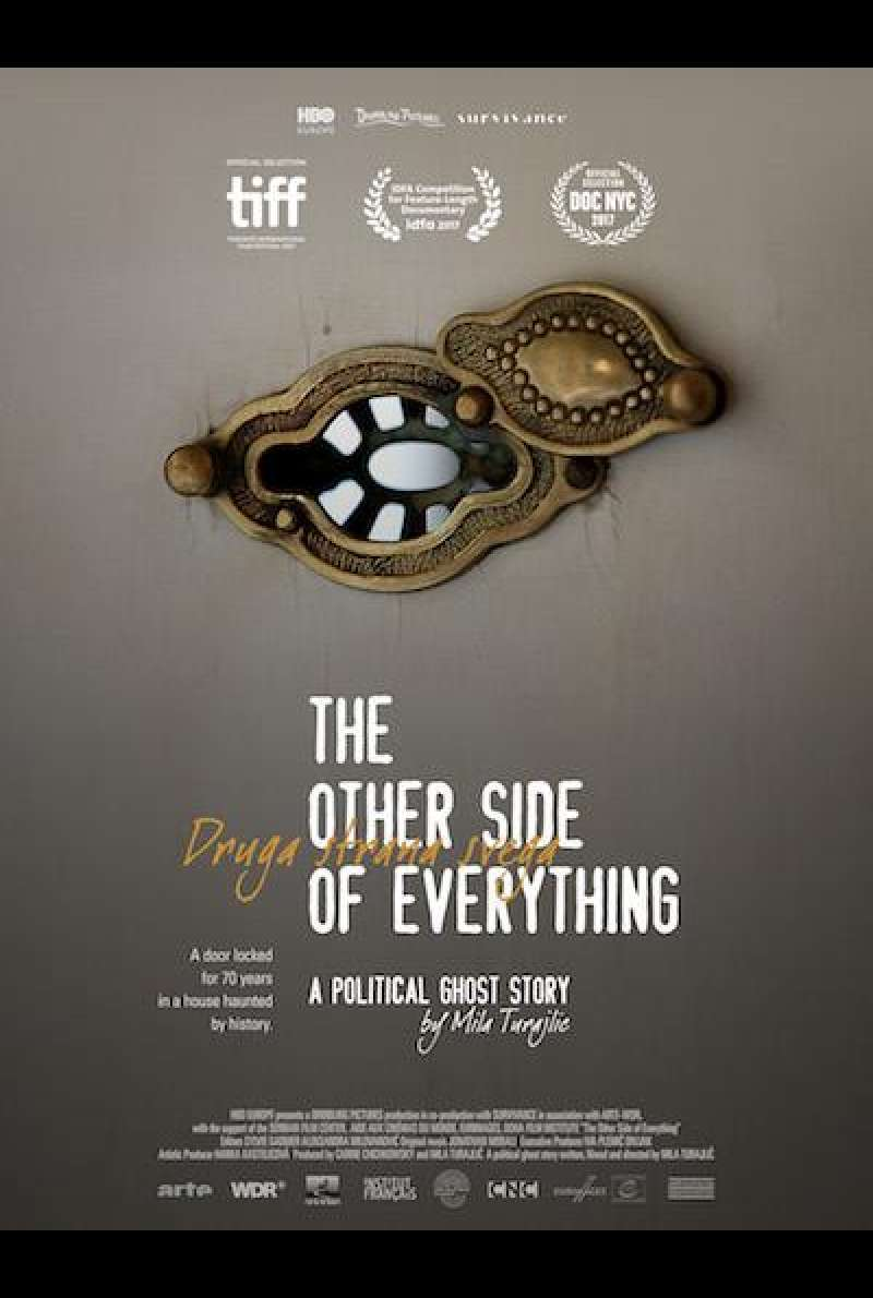 The Other Side of Everything - Filmplakat (INT)