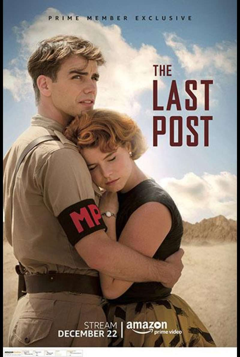 The Last Post (TV-Serie) - Plakat (INT)