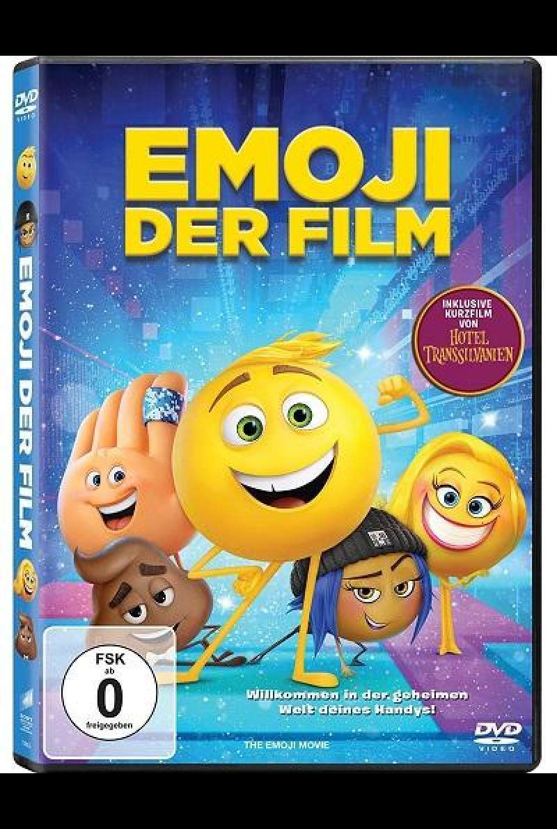 Emoji - Der Film - DVD-Cover