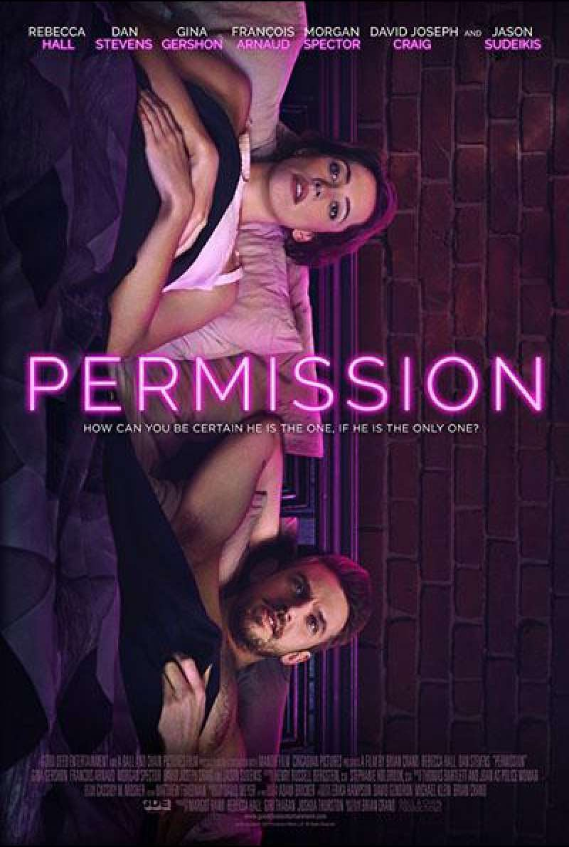 Permission von Brian Crano - Filmplakat