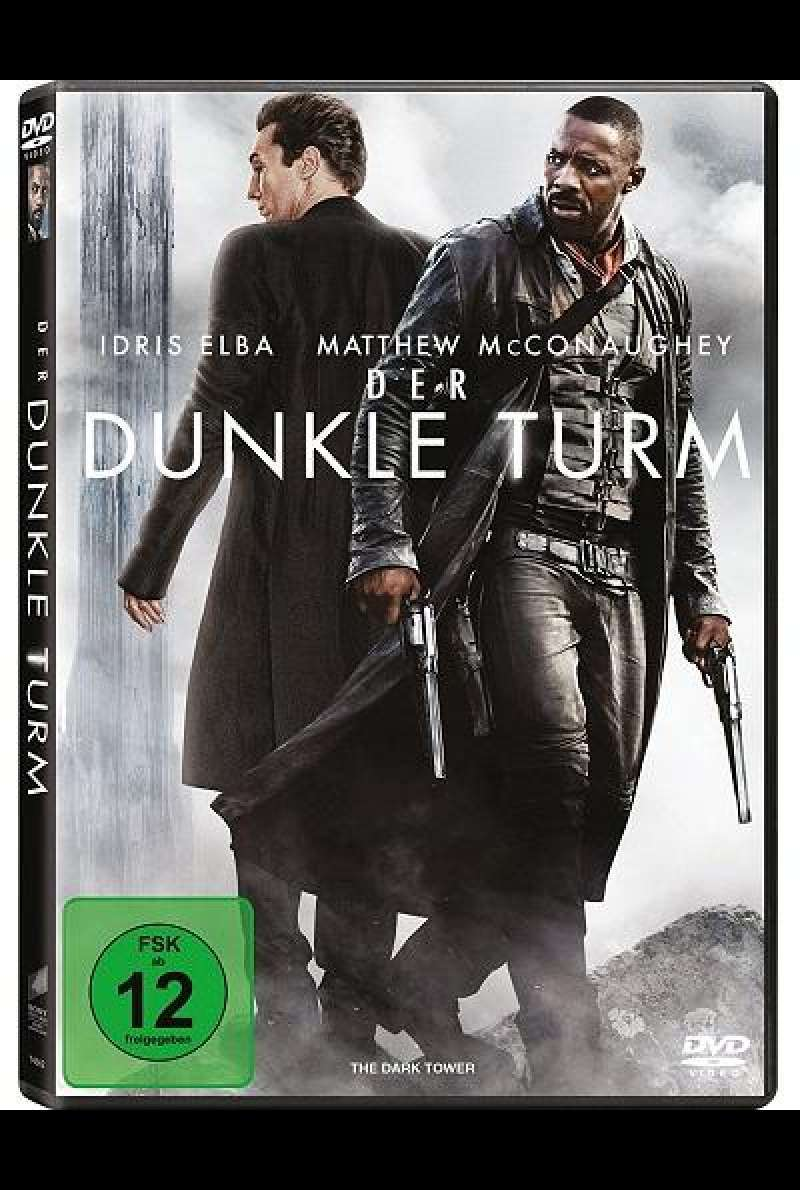 Der dunkle Turm - DVD-Cover