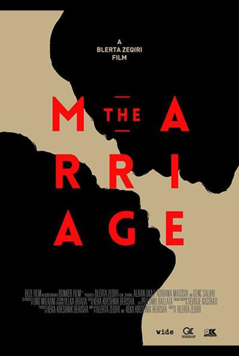 The Marriage von Blerta Zeqiri - Filmplakat (INT)