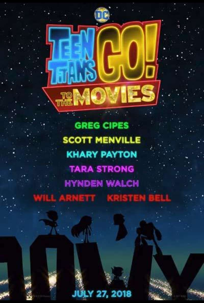 Teen Titans Go! To the Movies - Teaser