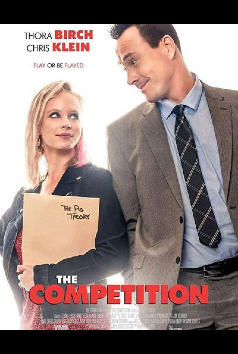 The Competition von Harvey Lowry - Filmplakat (US)