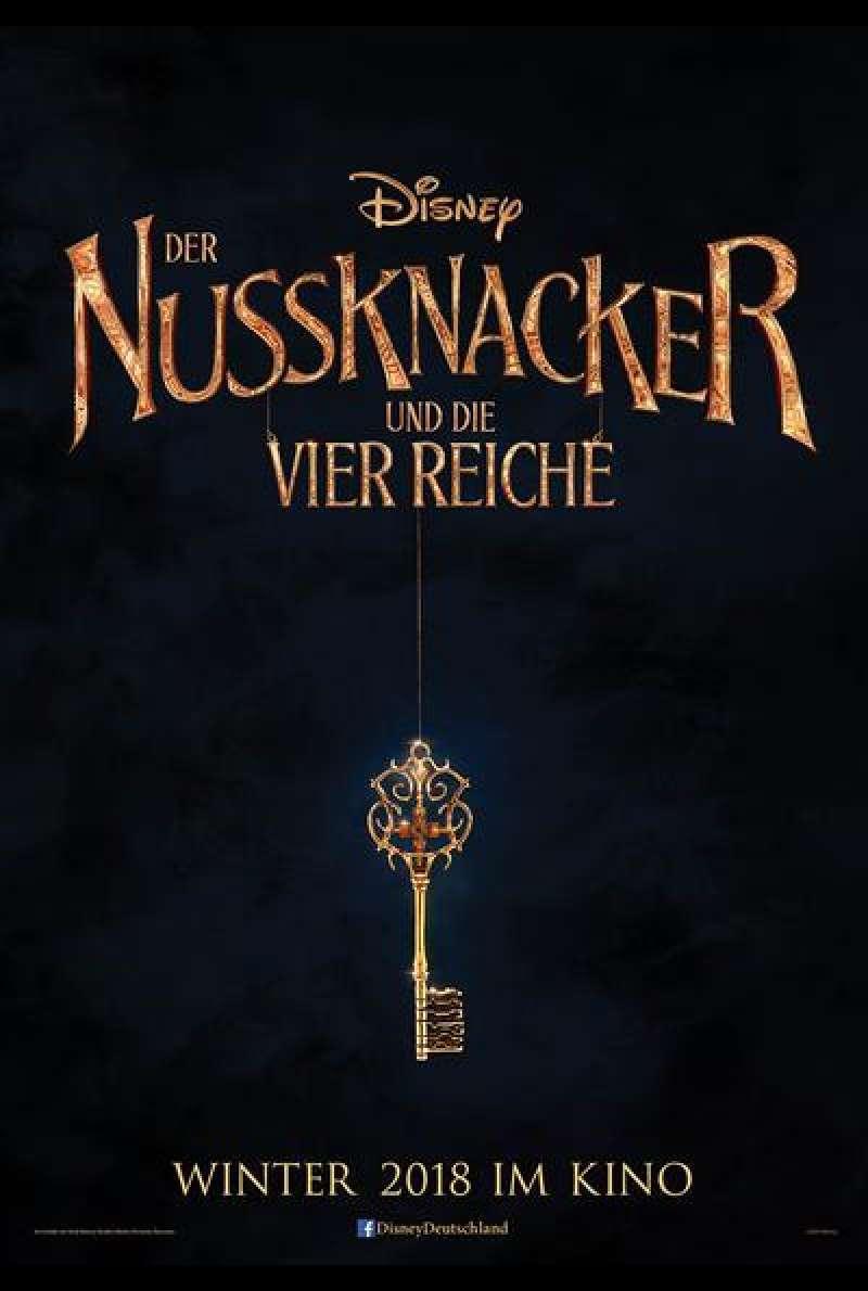 Der Nussknacker Und Die Vier Reiche 2018 Film Trailer Kritik