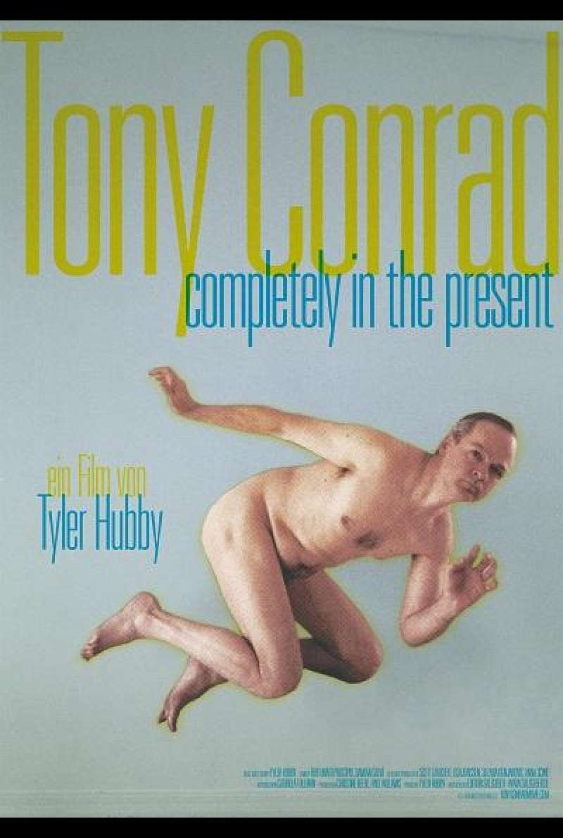 Tony Conrad - Completely in the Present - Filmplakat