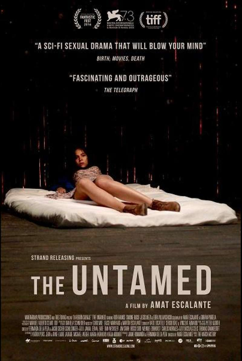 The Untamed - Filmplakat (INT)