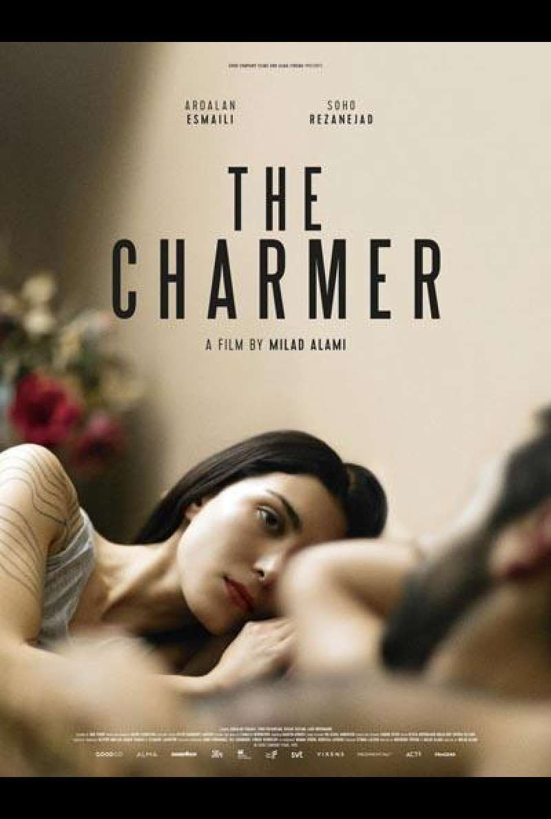 The Charmer von Milad Alami - Filmplakat (INT)