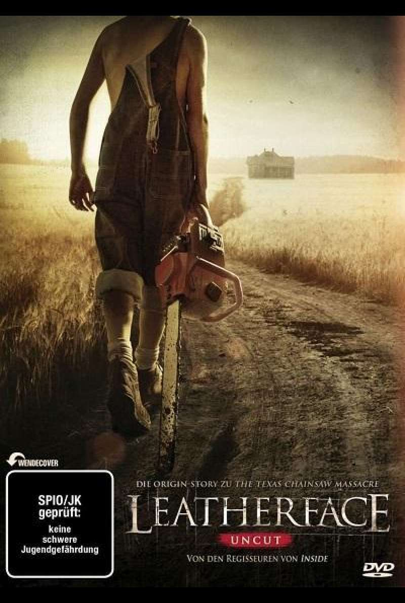 Leatherface - DVD-Cover