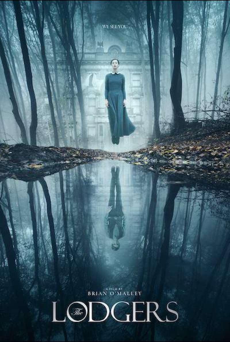 The Lodgers - Filmplakat (INT)