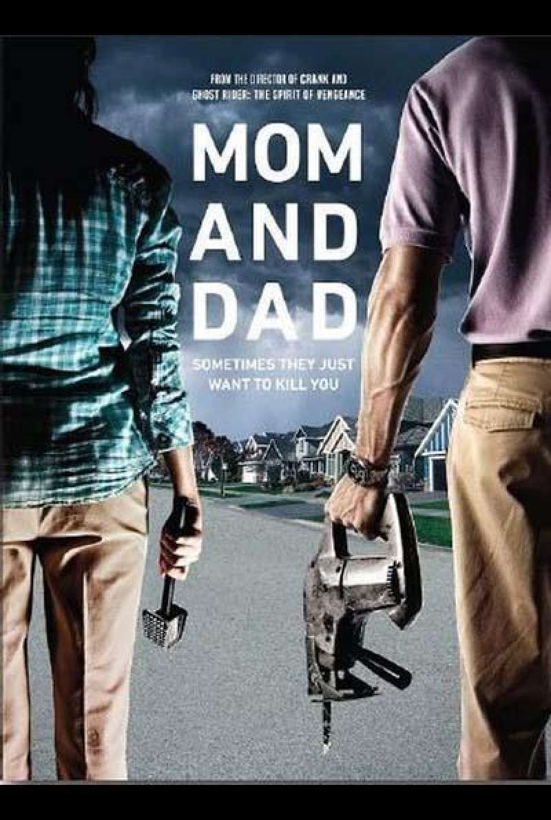 Mom and Dad von Brian Taylor - Filmplakat (US)