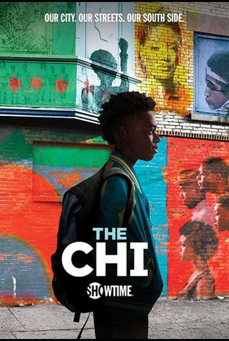 The Chi (TV-Serie) - Plakat