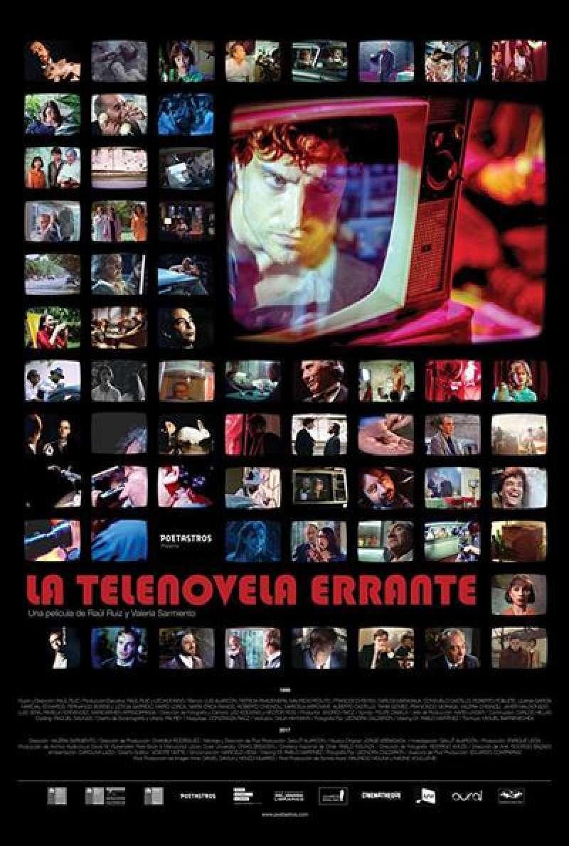 La Telenovela Errante | Film, Trailer, Kritik