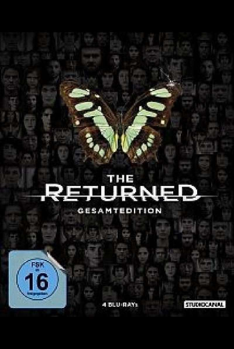 The Returned – Staffel 1 & 2 (Gesamtedition) - Blu-ray-Cover
