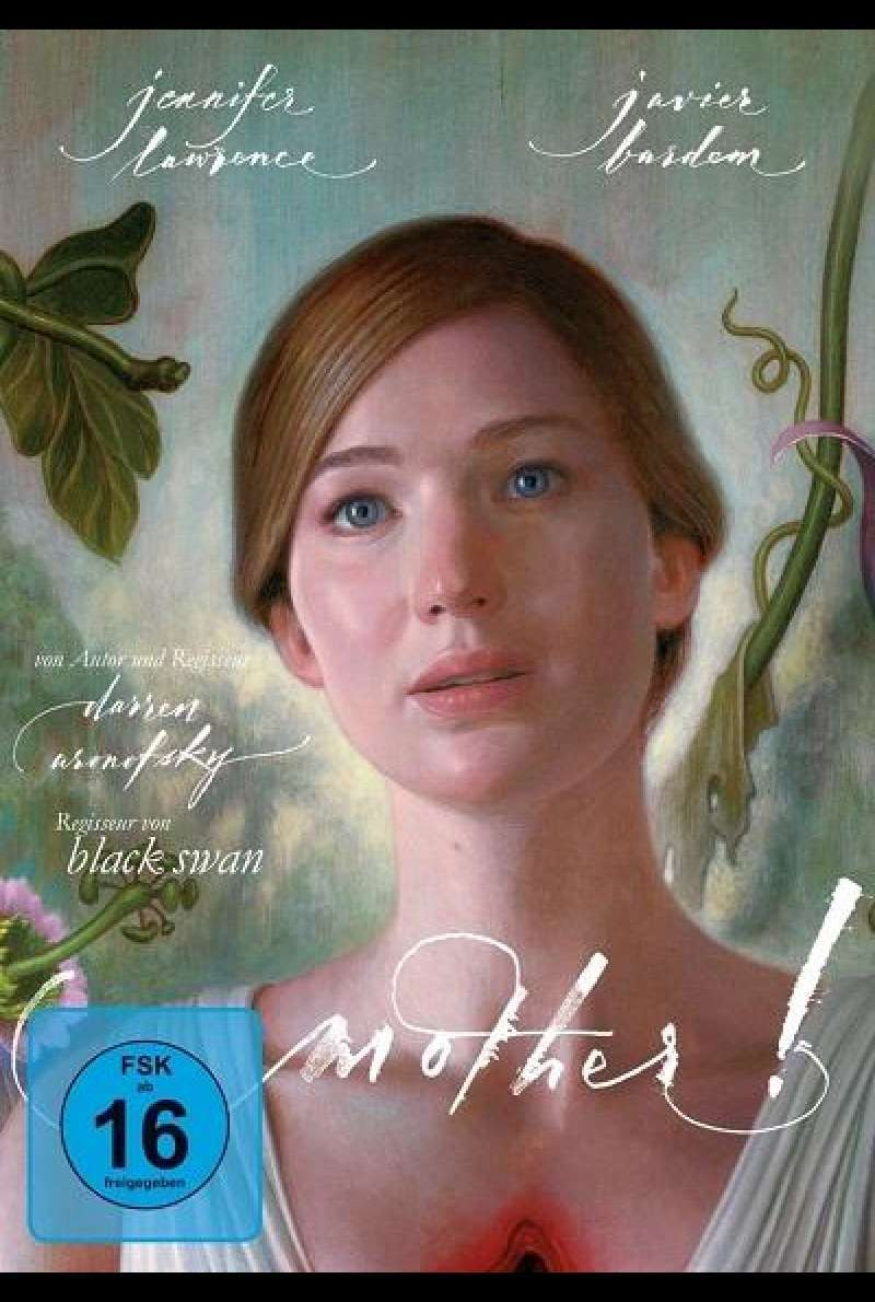 mother! - DVD-Cover