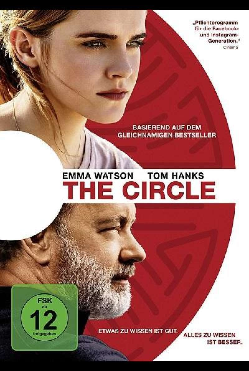 The Circle - DVD-Cover