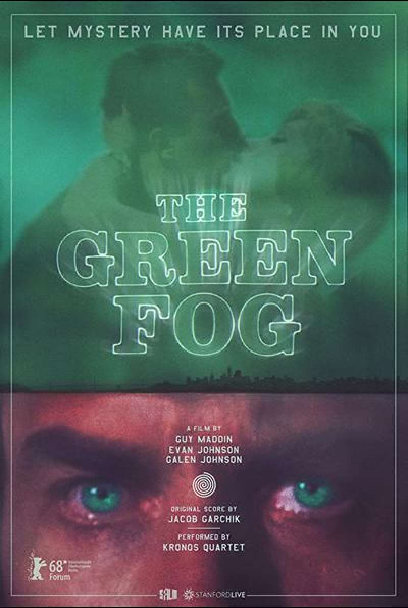 The Green Fog von Guy Maddin, Evan Johnson, Galen Johnson - Filmplakat (US)