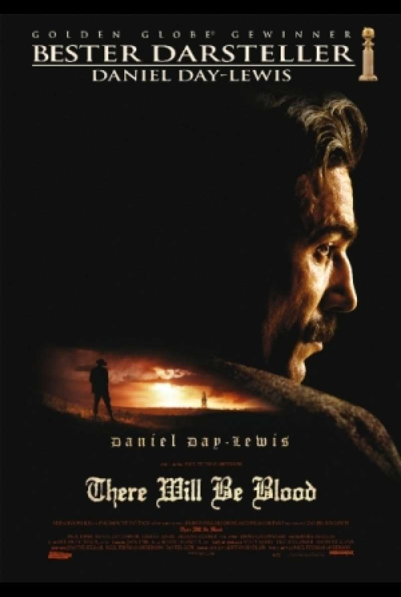 There Will Be Blood - Filmplakat