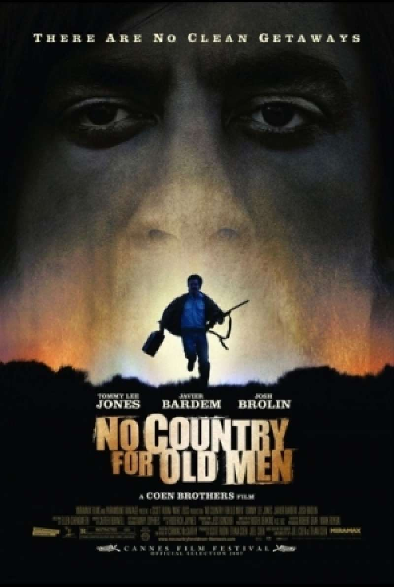 No Country For Old Men - Filmplakat