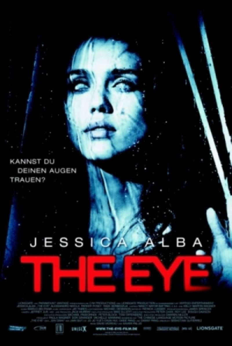 The Eye - Filmplakat
