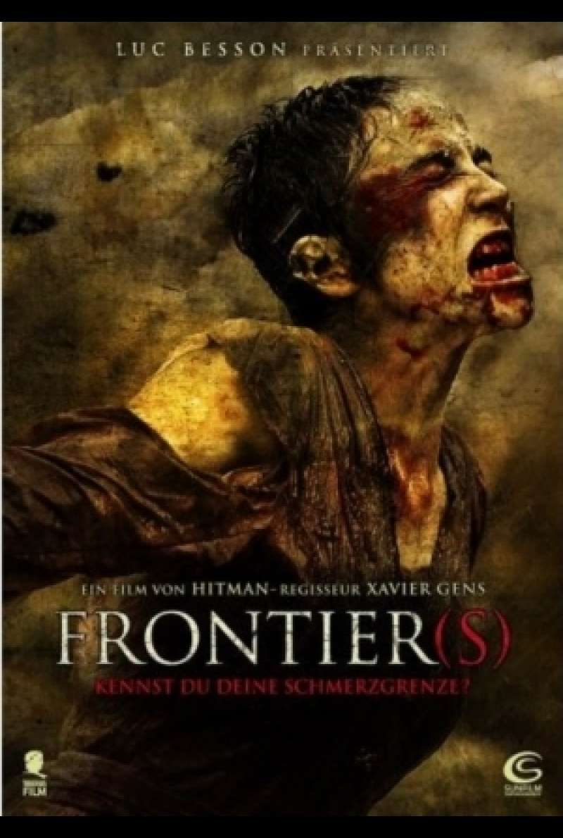 Frontier(s) - DVD-Cover