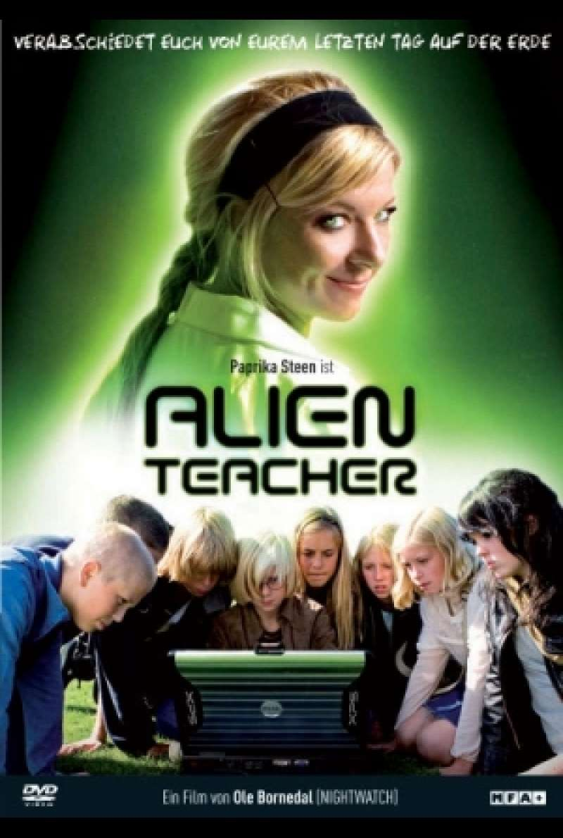 Alien Teacher - Filmplakat