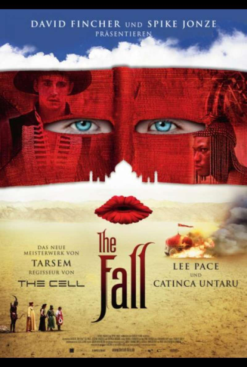 The Fall - Filmplakat