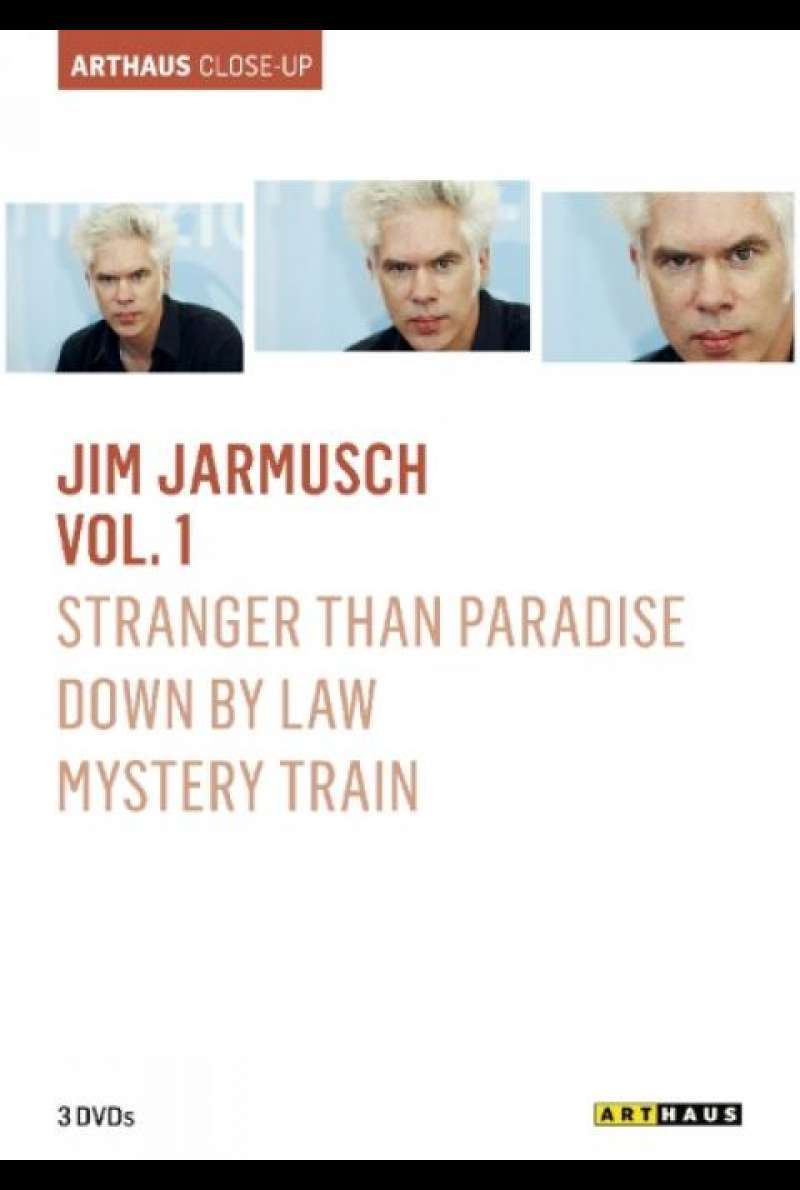 Jim Jarmusch Vol. 1 - DVD-Cover