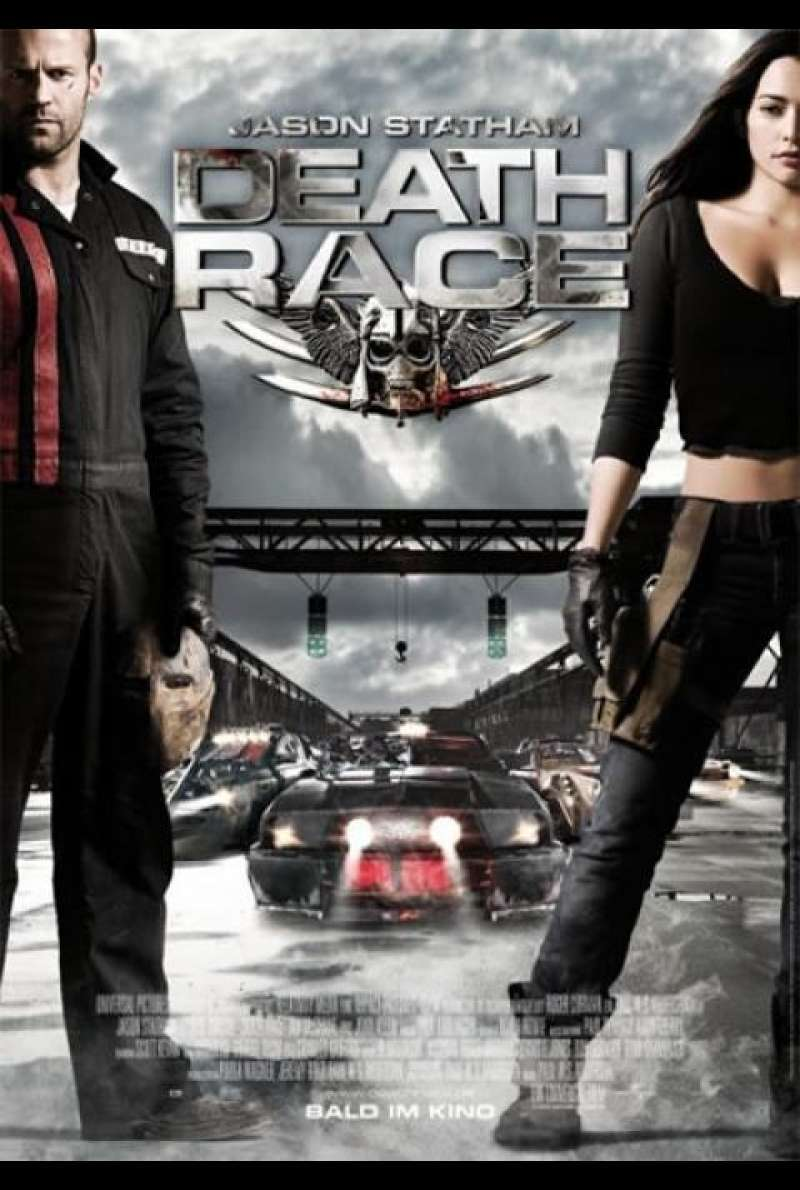 Death Race - Filmplakat