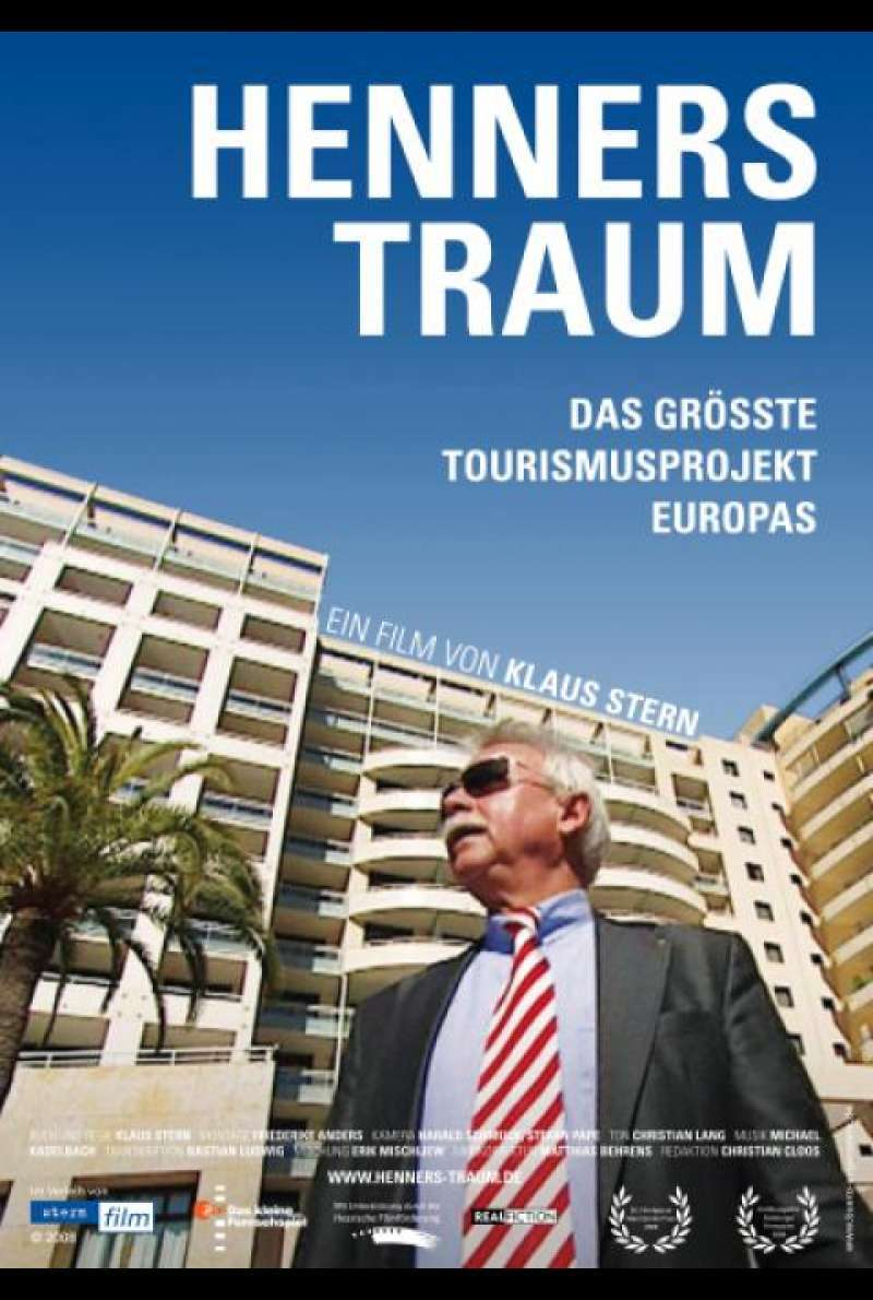 Henners Traum - Filmplakat