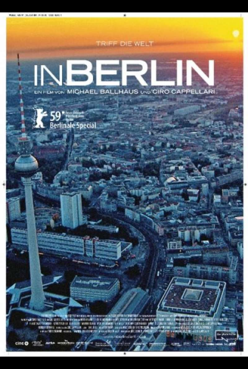 In Berlin - Filmplakat