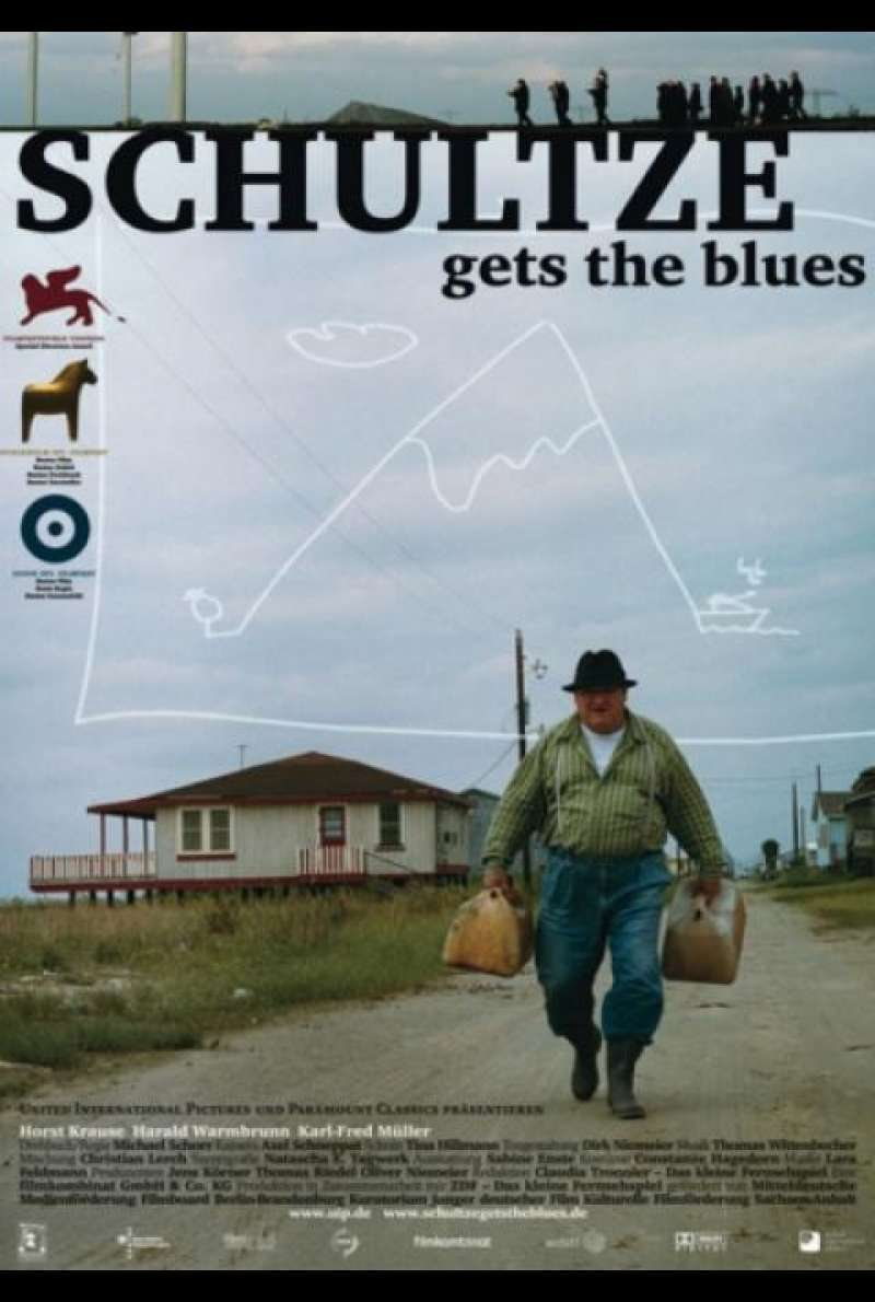 Schultze Gets The Blues - Filmplakat