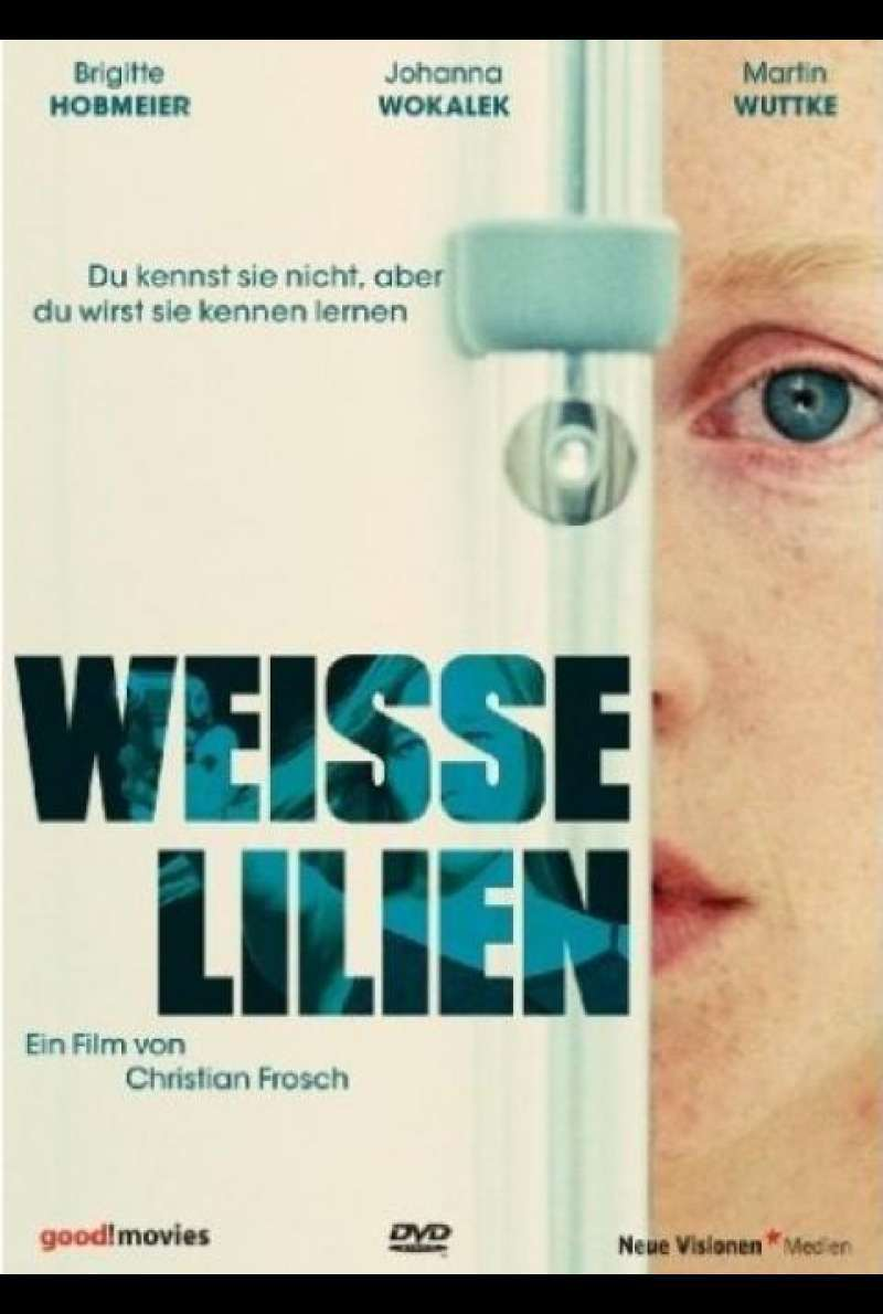 Weisse Lilien - DVD-Cover