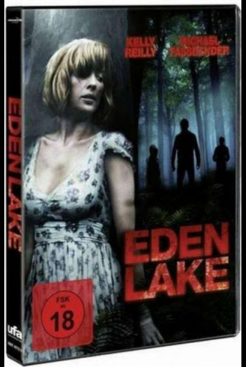 Eden Lake - DVD-Cover