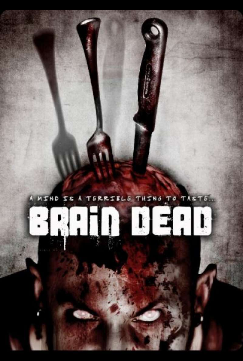 Brain Dead - DVD-Cover