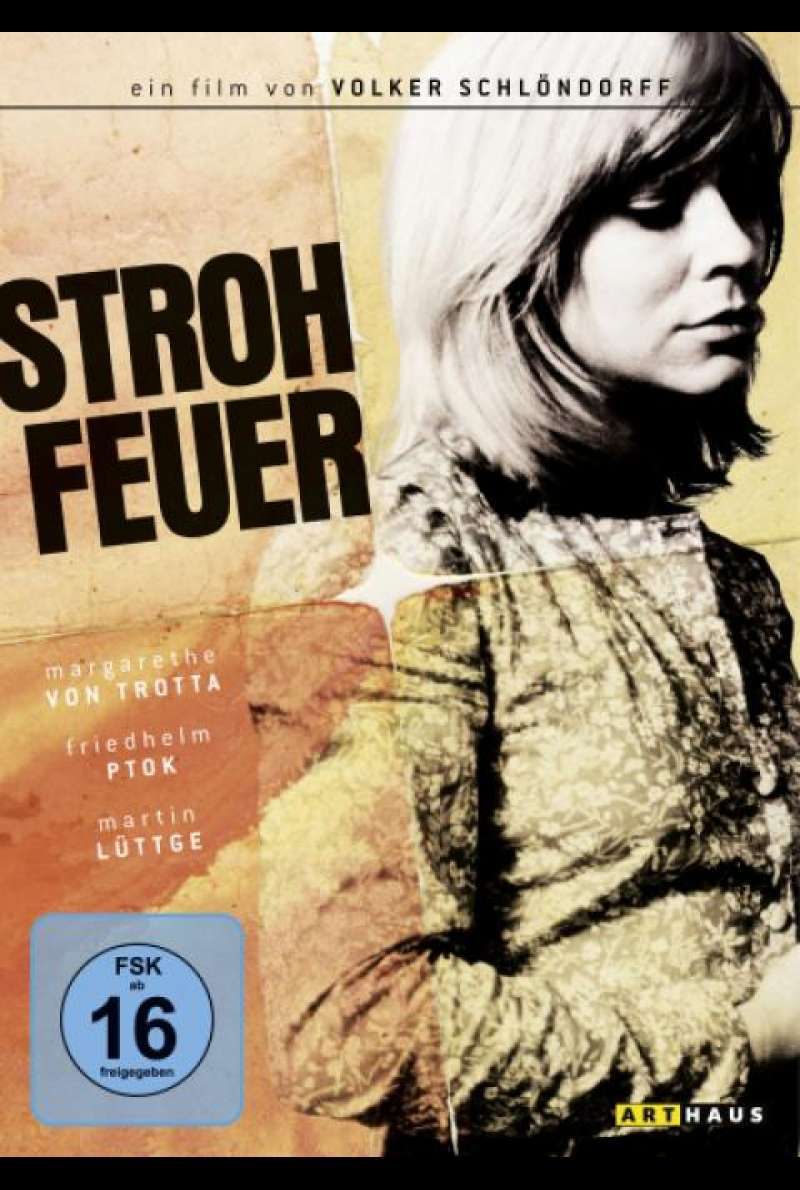Strohfeuer - DVD-Cover
