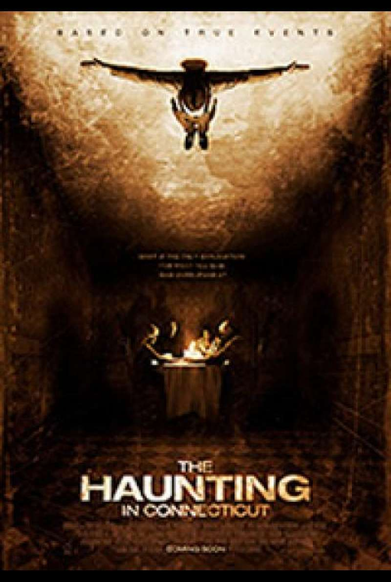The Haunting in Connecticut - Filmplakat