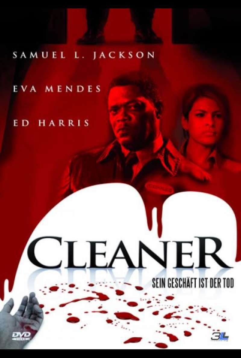 Cleaner - DVD-Cover