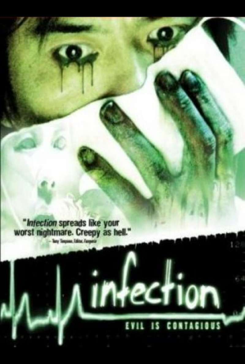 Infection - Evil is Contagious - Filmplakat