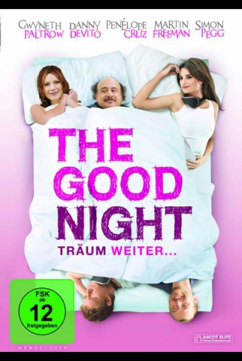 The Good Night - DVD-Cover