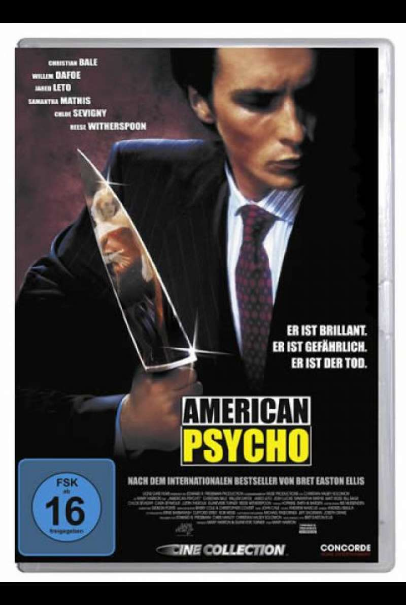 American Psycho - DVD-Cover