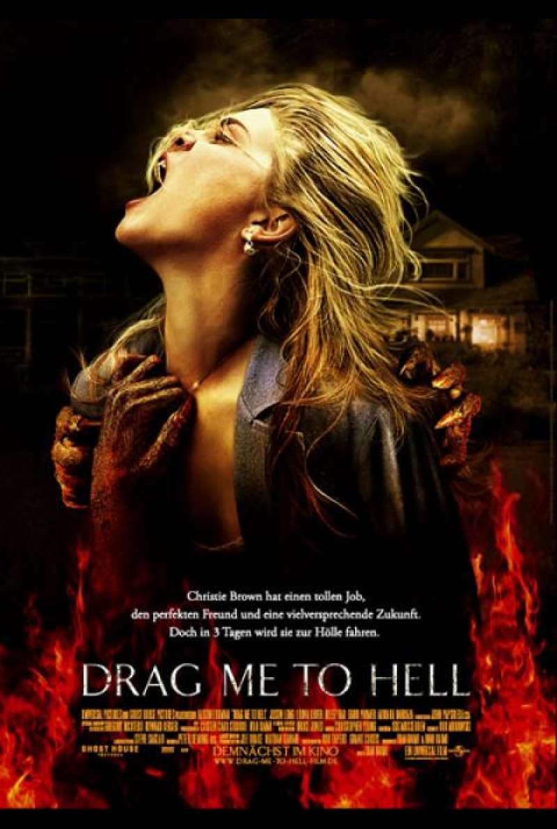Drag Me To Hell - Filmplakat