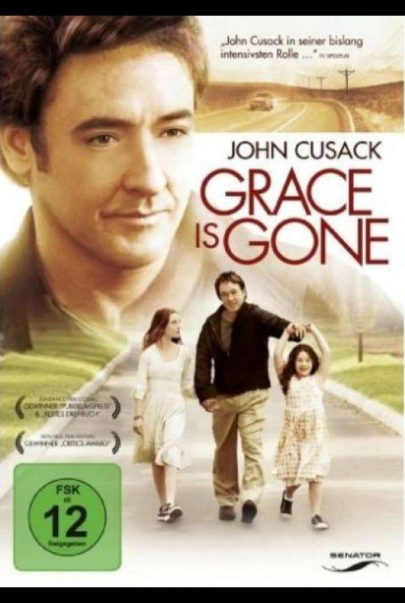 Grace Is Gone - DVD-Cover