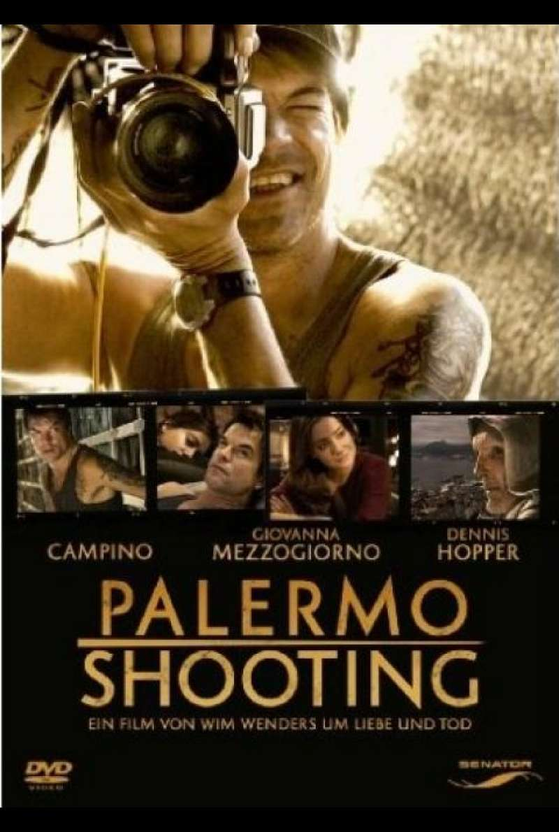 Palermo Shooting - DVD-Cover