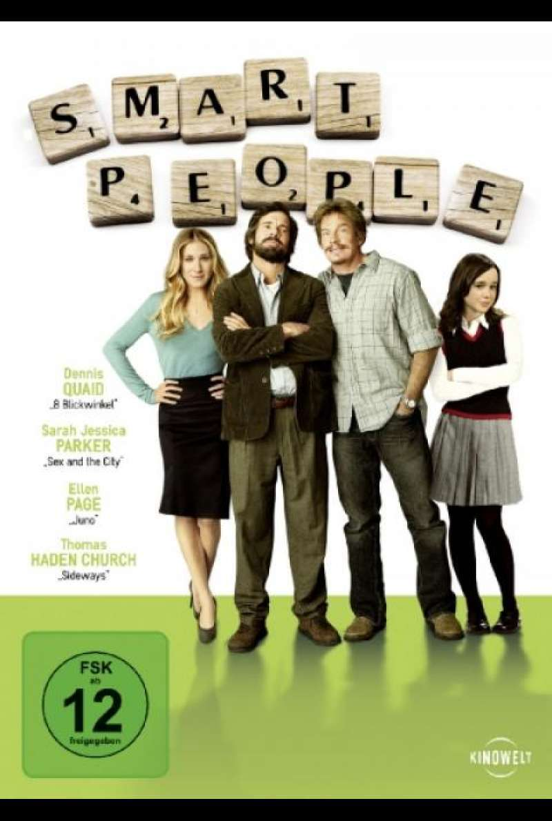 Smart People - DVD-Cover