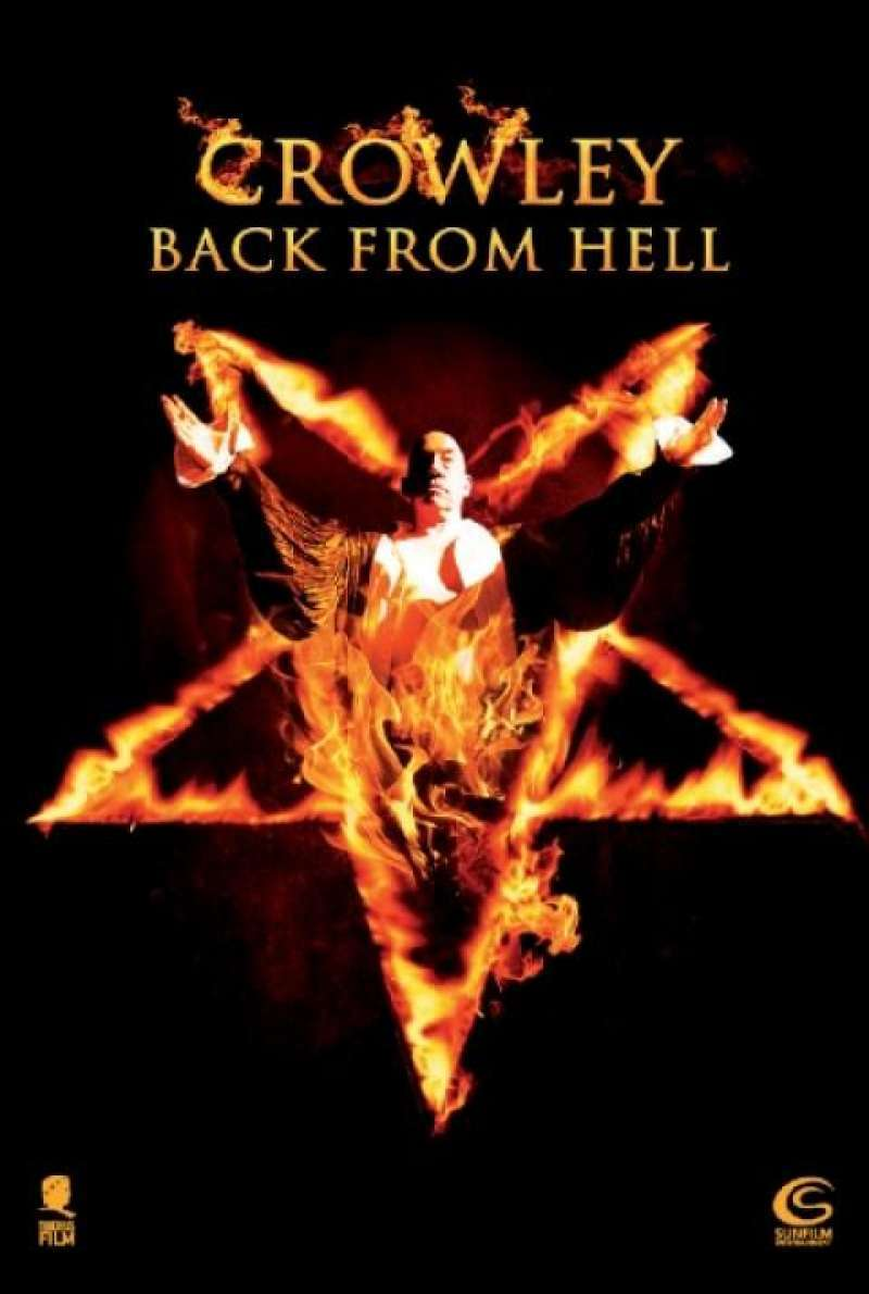 Crowley - Back from Hell - DVD-Cover